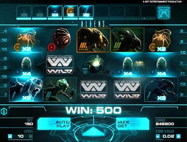 aliens-slot-lines